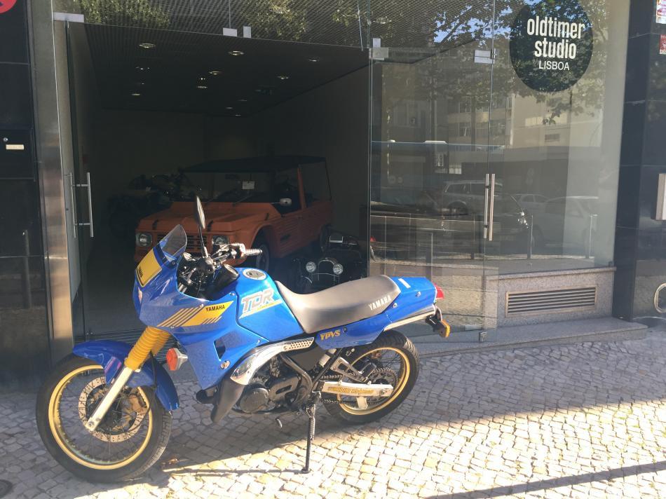 Yamaha TDR 250