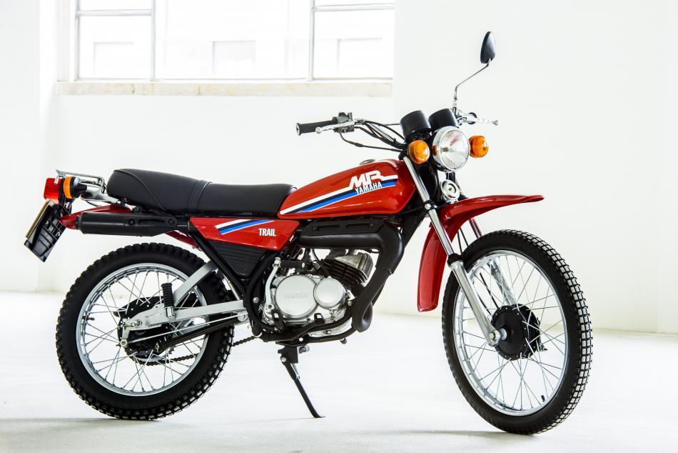 Yamaha MR 50