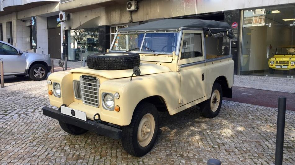 Land Rover Regular 88 Serie III