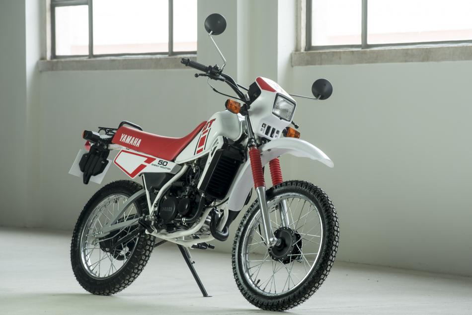 Yamaha DT 50 LC