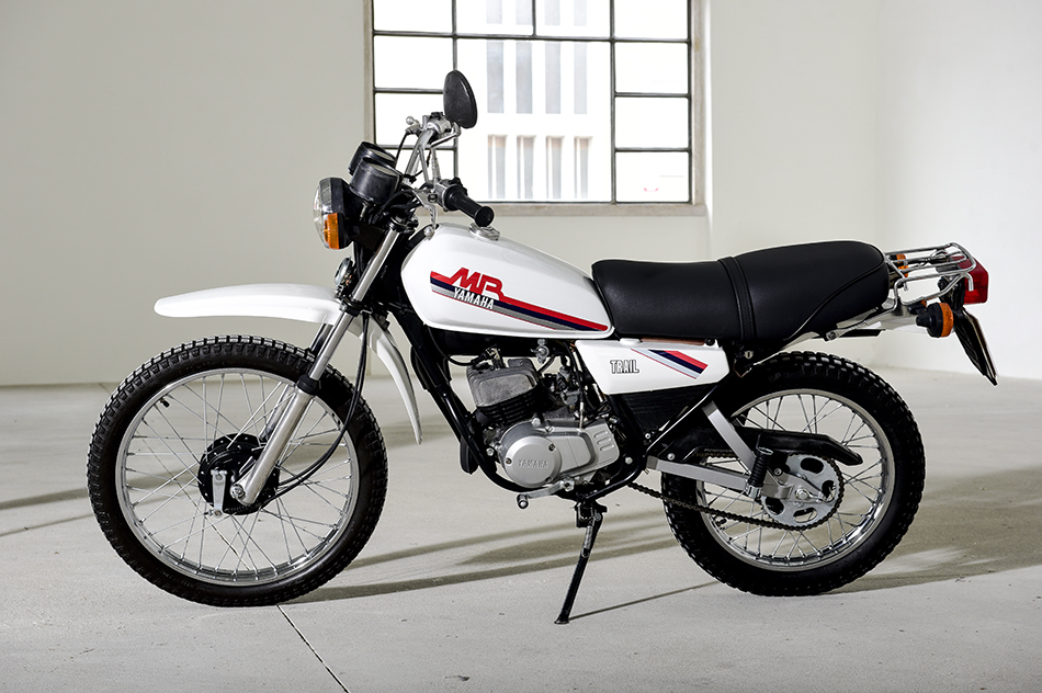 Yamaha MR 50