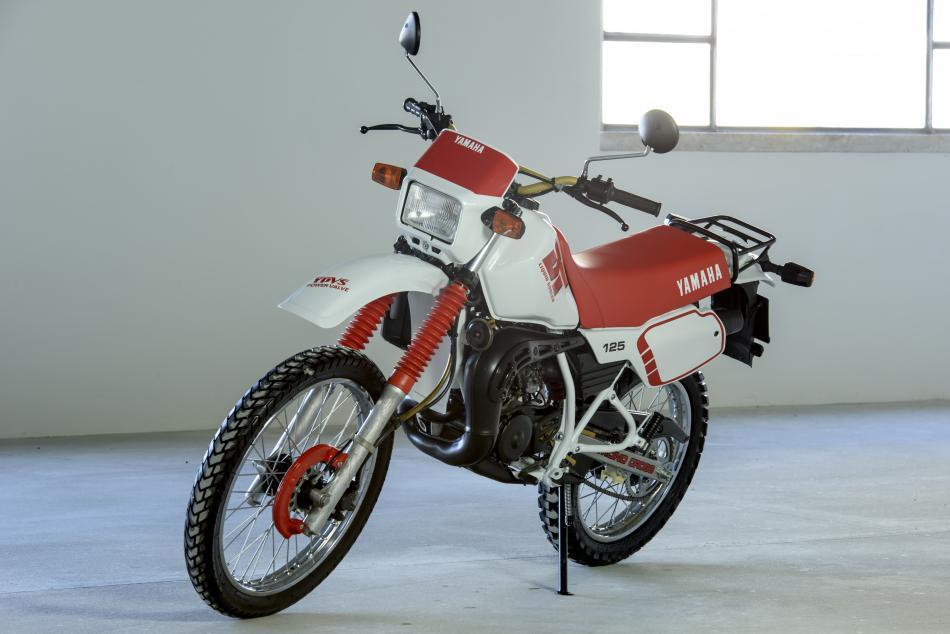 Yamaha DT 125 LC YPVS